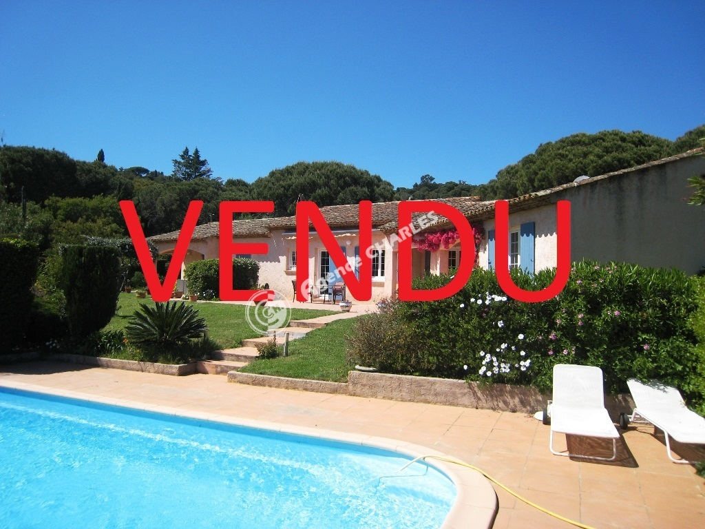 For sale Villa La Croix-Valmer